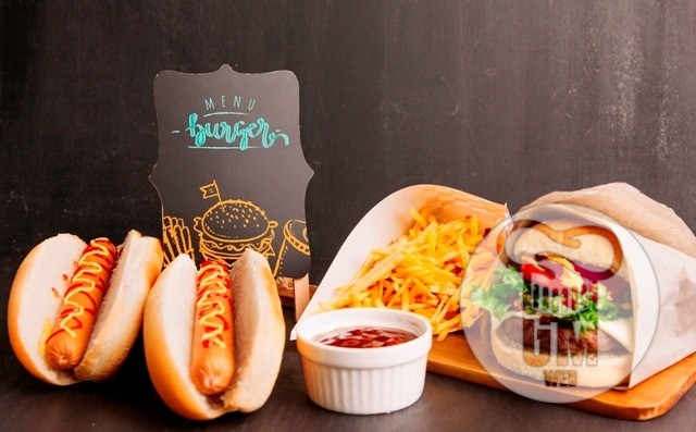 Burgers y Fast Food